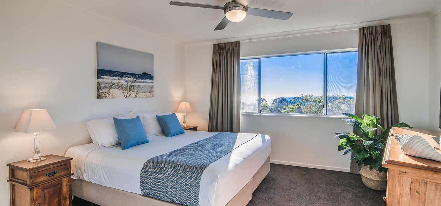 bedroom | Atlantis Marcoola Sunshine Coast