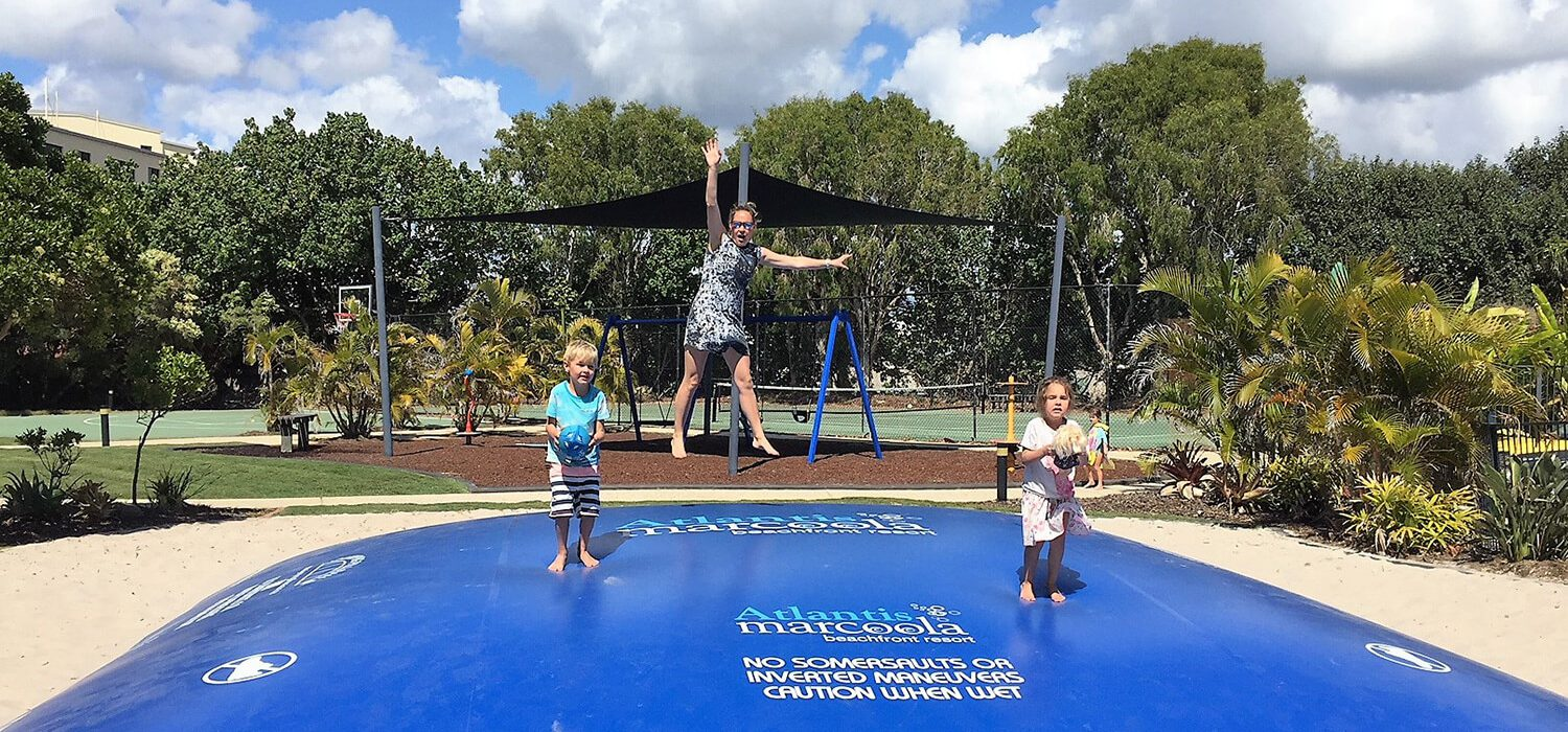 jumping-pillow | Atlantis Marcoola Sunshine Coast