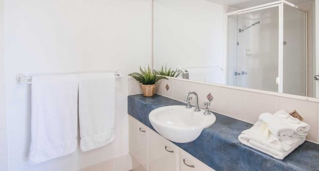 two-bedroom-bathroom | Atlantis Marcoola Sunshine Coast