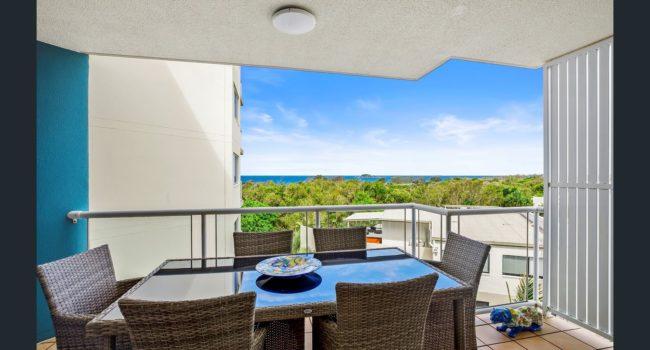 Beach balcony | Atlantis Marcoola Sunshine Coast