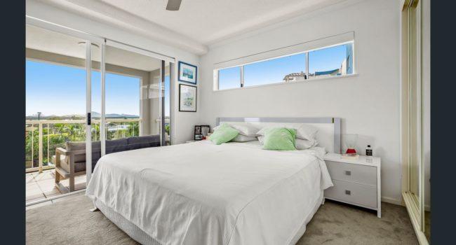 Main Bedroom | Atlantis Marcoola Sunshine Coast
